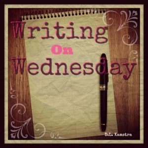 Writing on Wednesday Badge